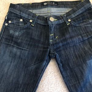 Rock & Republic low rise flared jeans - Size 26
